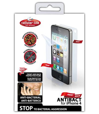 Folie iPhone Cellular Antibact