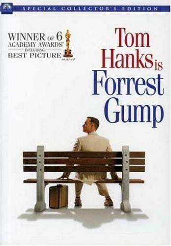 FORREST GUMP (2 DISCS) - FORREST GUMP (2 DISCURI)