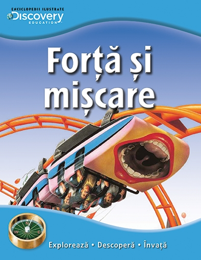 FORTA SI MISCARE. COLECTIA DISCOVERY