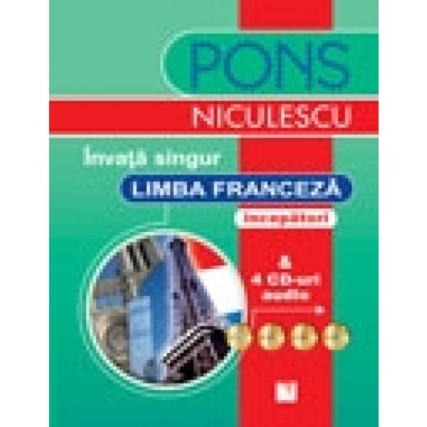 FRANCEZA + 4CD INVATA SINGUR