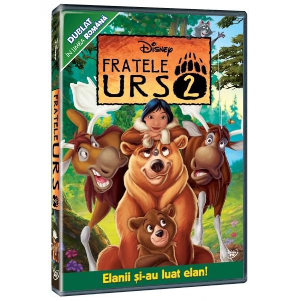 FRATELE URS 2 - BROTHER BEAR 2