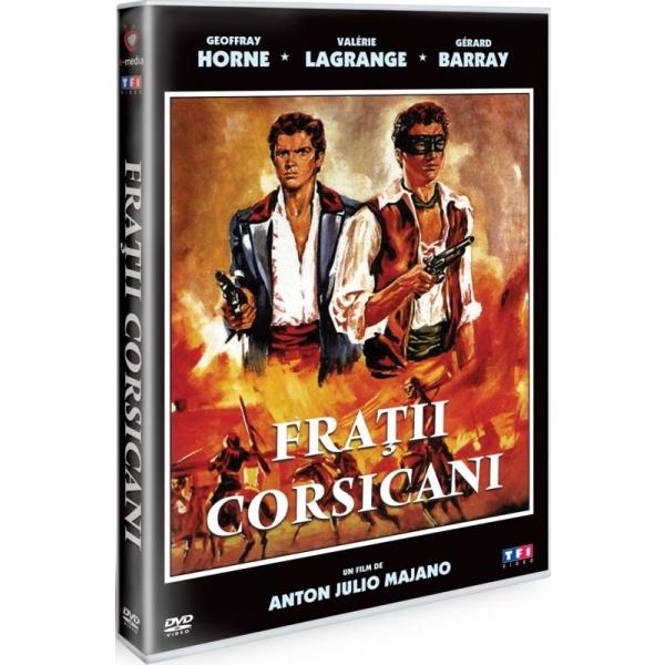 FRATII CORSICANI LES FRERES CORSES