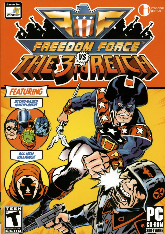 FREEDOM FORCE VS 3RD RE PC