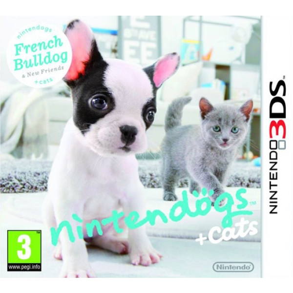 FRENCH BULLDOG & NEW FR 3DS