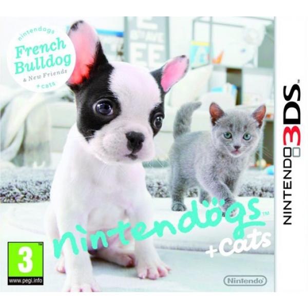 FRENCH BULLDOG & NEW FR 3DS