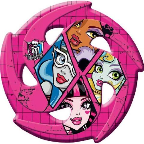 Frisbee Monster High,Mondo
