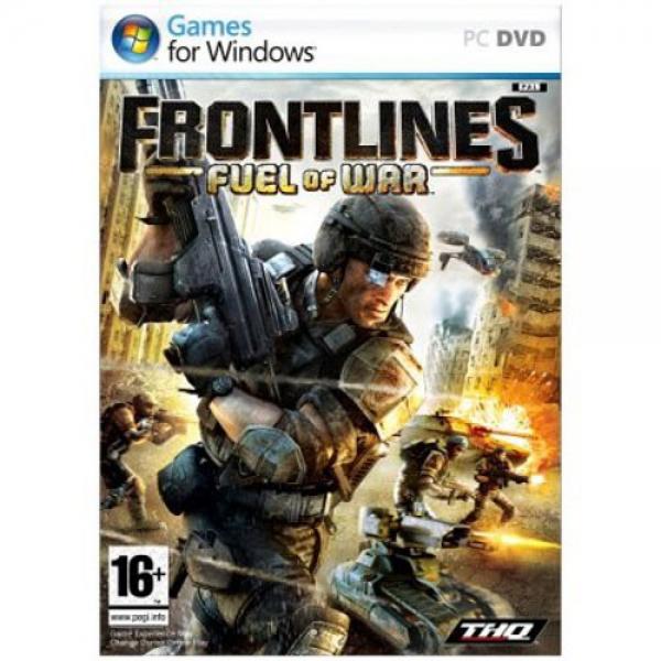 FRONTLINES: FUEL OF WAR PC