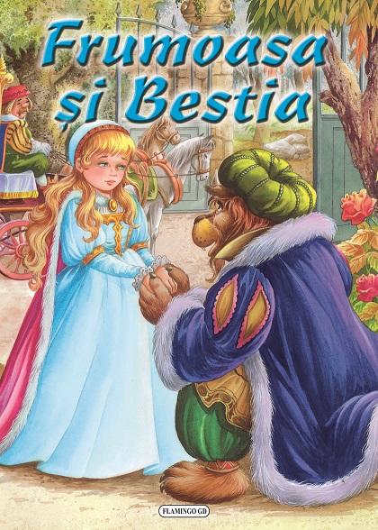FRUMOASA SI BESTIA - ILUSTRATA