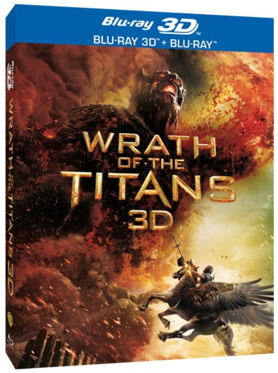 WRATH OF THE TITANS 3D/2D (BR)