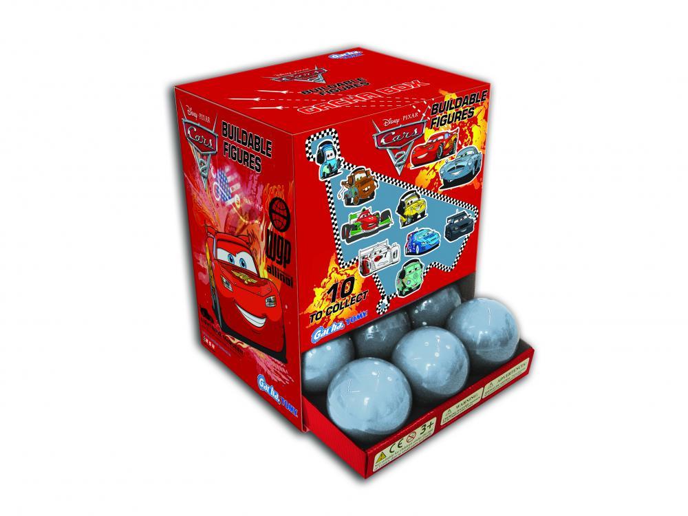 Gacha Cars 2 figurine colectie, capsule