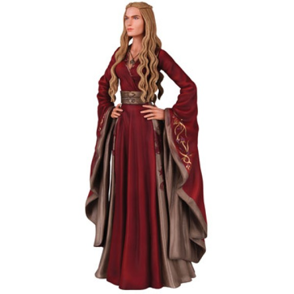 Game of Thrones PVC Statue Cersei Baratheon 19 cm