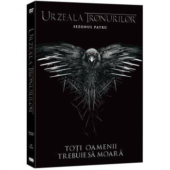 GAME OF THRONES S4 - URZEALA TRONURILOR S4