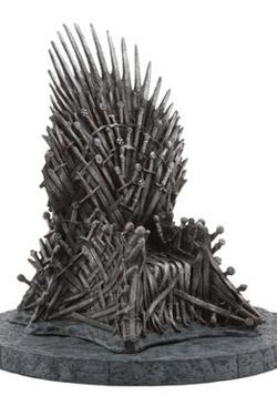 Game of Thrones Statue Iron Throne 18 cm