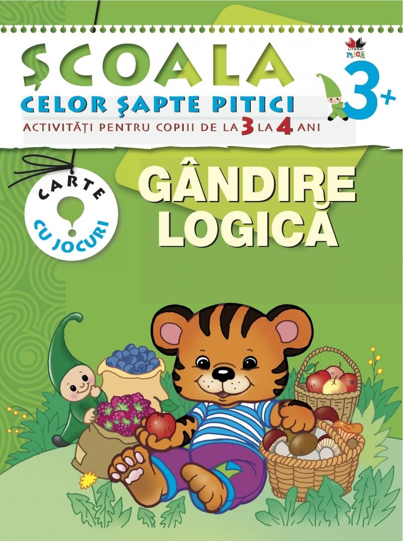 GANDIRE. LOGICA 3-4 ANI