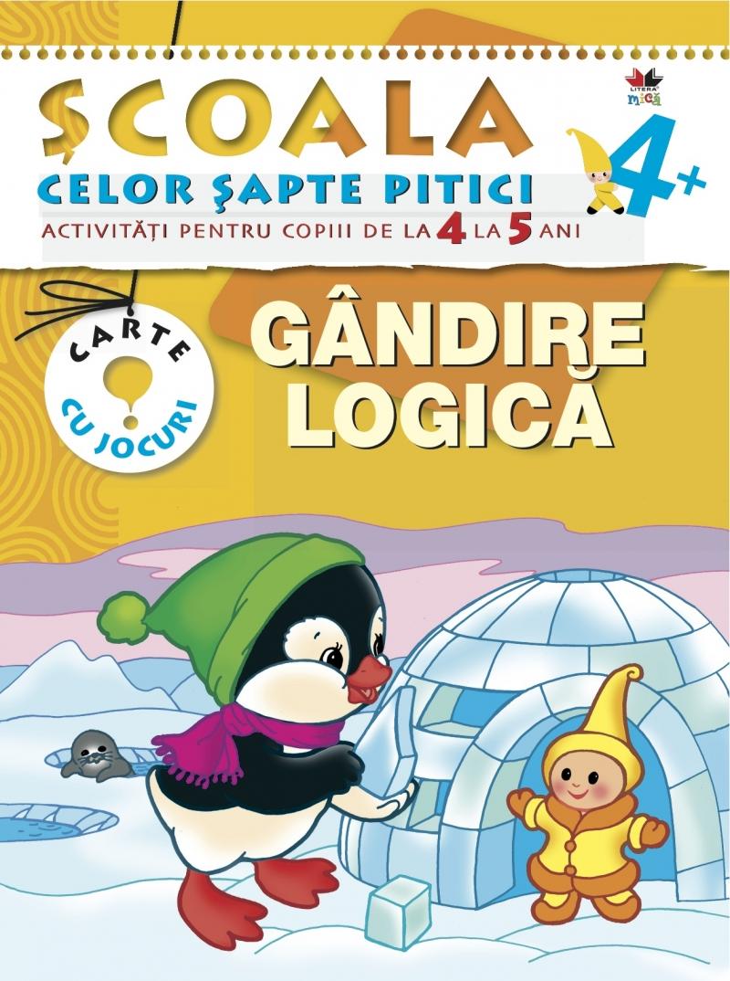 GANDIRE. LOGICA 4-5 ANI EDITIA 2