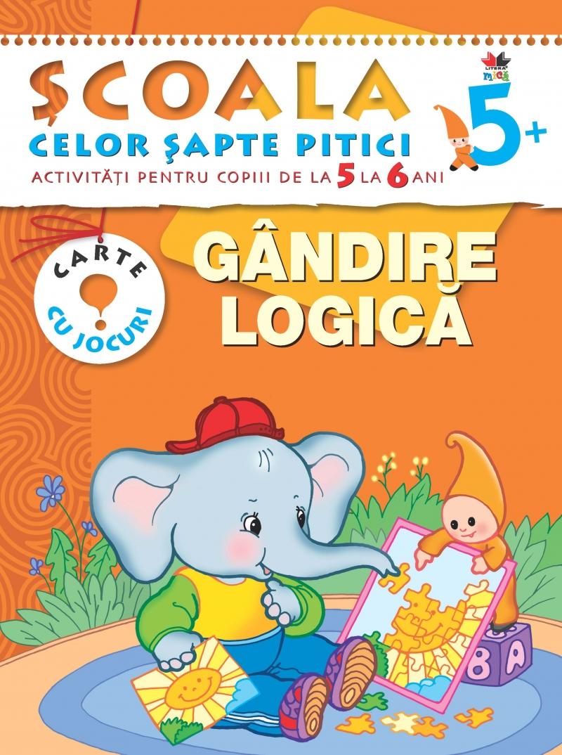GANDIRE. LOGICA 5-6 ANI