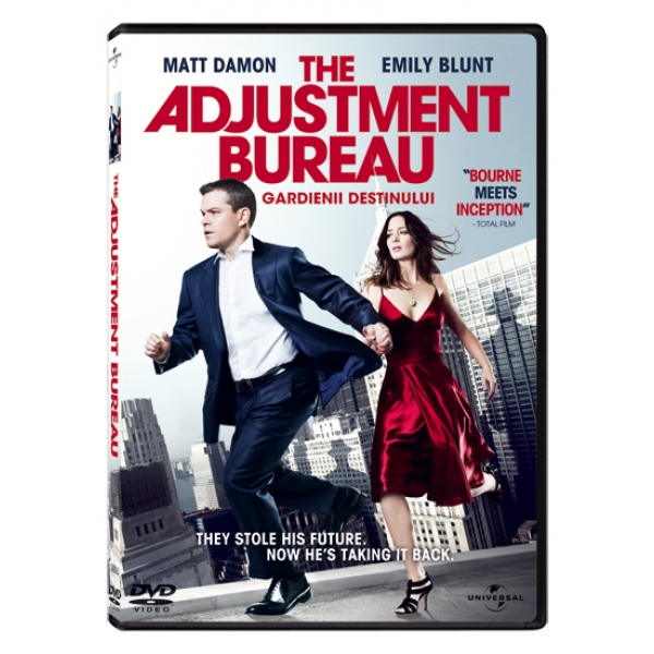 GARDIENII DESTINULUI - ADJUSTMENT BUREAU, THE