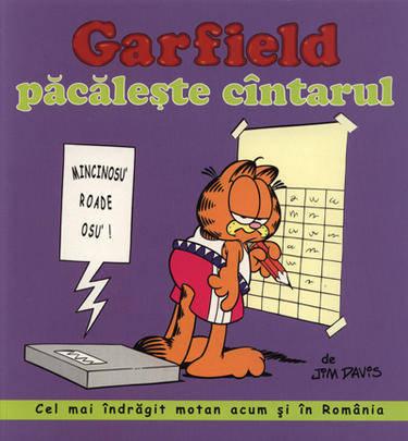 GARFIELD PACALESTE CANTARUL