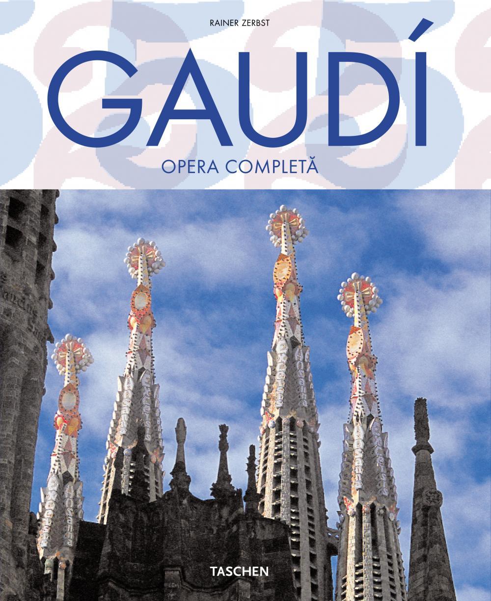GAUDI - Rainer Zerbst, Taschen 25 Editie Aniversara