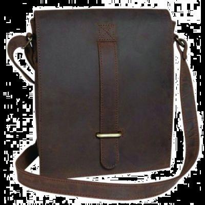 Geanta de umar,piele,29x19x8cm,Postman