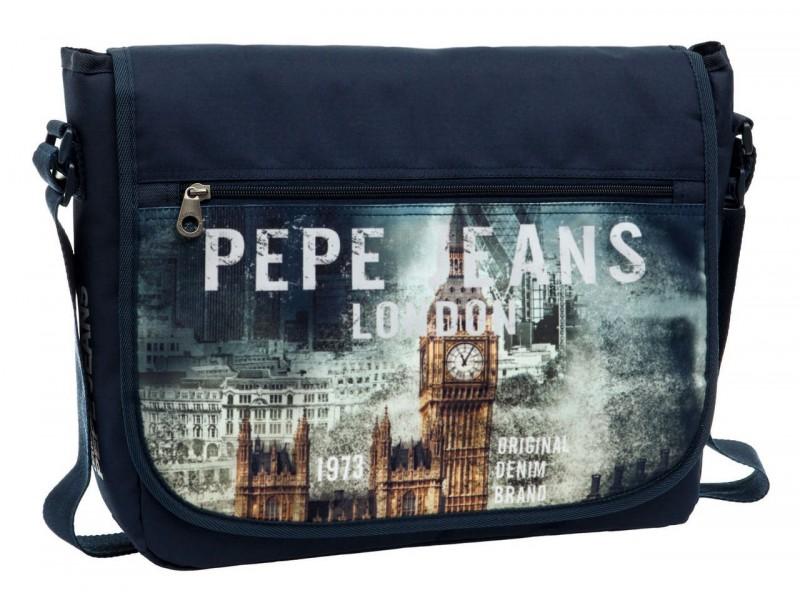 Geanta laptop,38cm,Pepe Jeans London