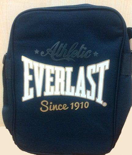 Geanta umar 21x9x27cm,Everlast,albastru