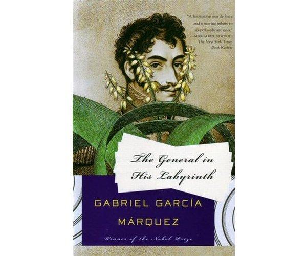 The General in His Labyrinth, Gabriel Garcia Marquez