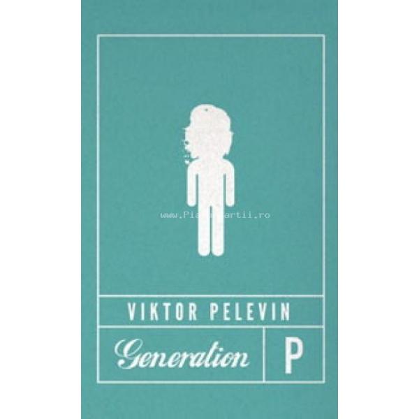 Generation P, Pelevin Viktor