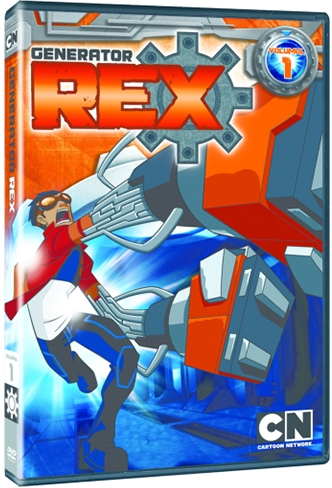 GENERATOR REX Vol 1+2-GENERATOR REX