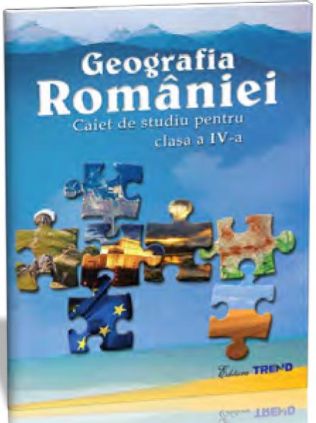 GEOGRAFIA ROMANIEI CLASA 4