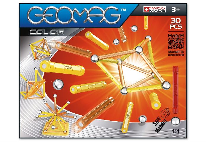 Geomag Color,30pcs