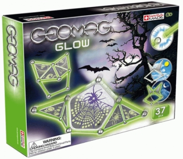 Geomag Glow Panels,37 pcs