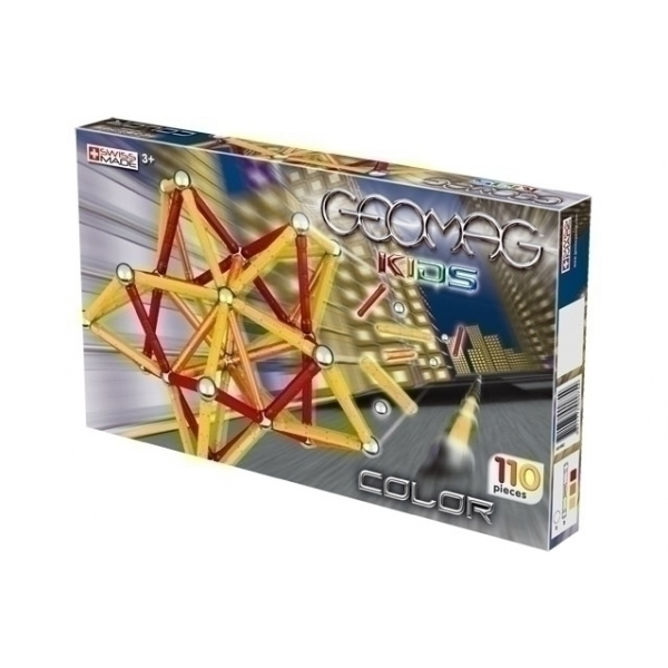 Geomag KIDS Color 110 pcs.