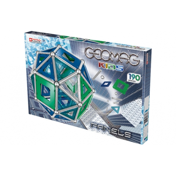 Geomag KIDS Panels 190 pcs.
