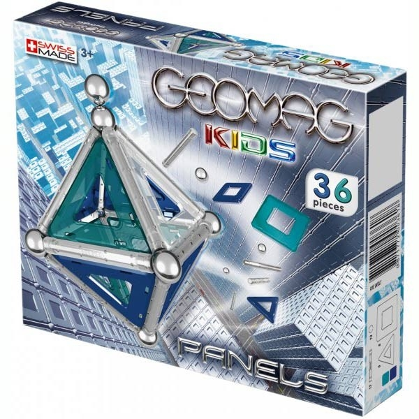 Geomag KIDS Panels 36 pcs.