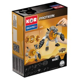 Geomag Kor Proteon Gheb,40pcs
