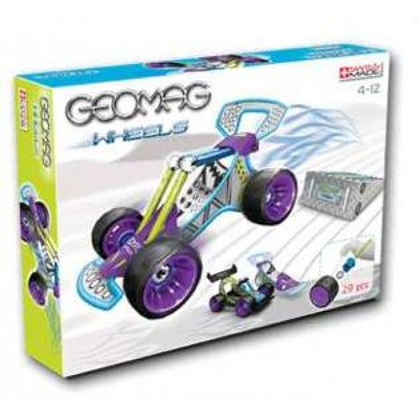 Geomag wheeles 29 pcs.