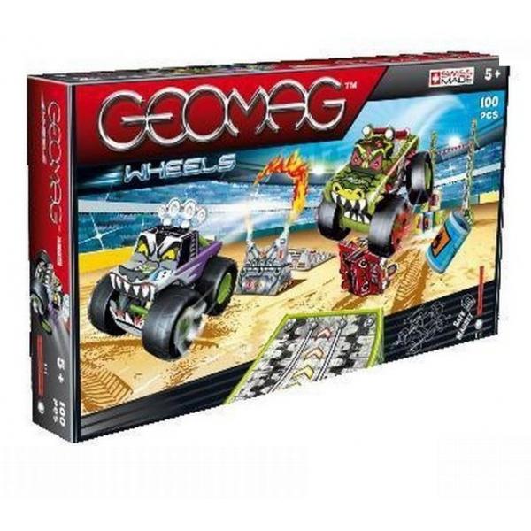 Geomag Wheels 100 pcs.