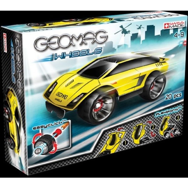 Geomag wheels 20 pcs.