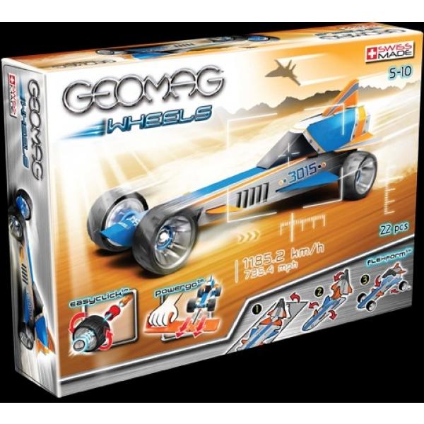 Geomag wheels 22 pcs.
