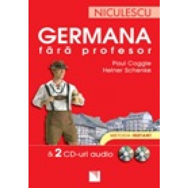 GERMANA FARA PROFESOR 2CD