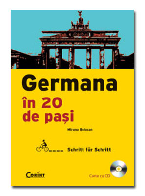 GERMANA IN 20 DE PASI CD INCLUS