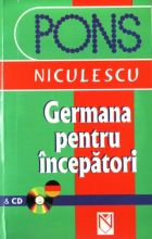 Germana pentru incepatori + Cd (reeditare)