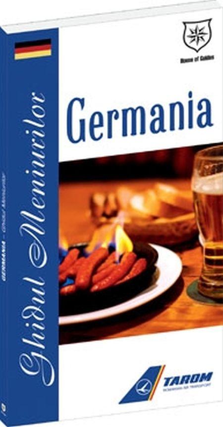 GERMANIA GHIDUL MENIURILOR
