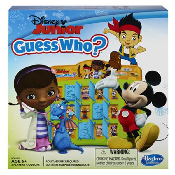 Ghice?te cine? Disney Junior