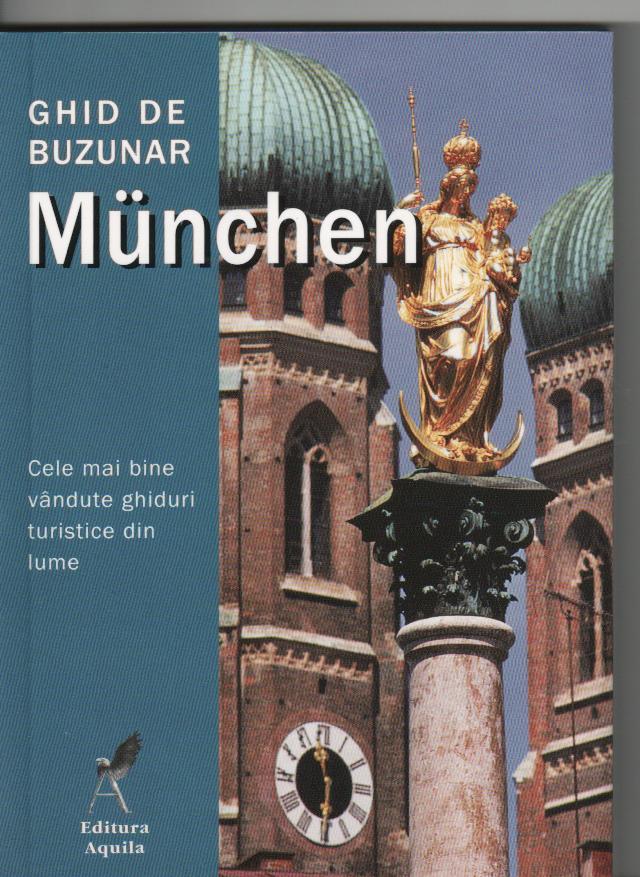 GHID DE BUZUNAR MUNCHEN