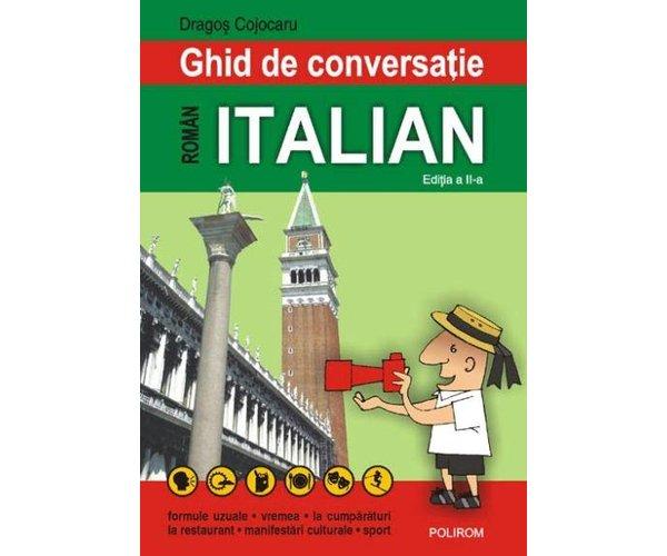 Ghid de conversatie roman-italian, Dragos Cojocaru