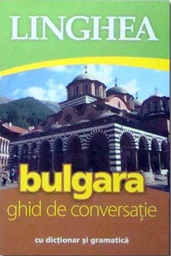 GHID DE CONVERSATIE ROMAN - BULGAR