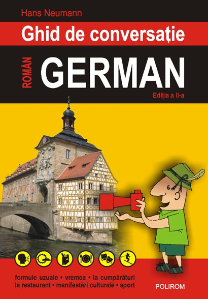 GHID DE CONVERSATIE ROMAN-GERMAN EDITIA 2