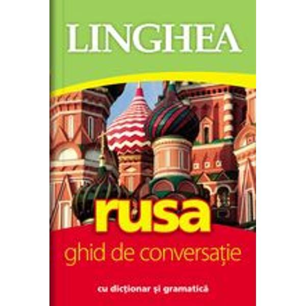 Ghid de conversatie roman rus